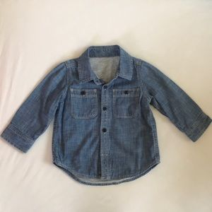 Baby Gap Boy Denim Shirt